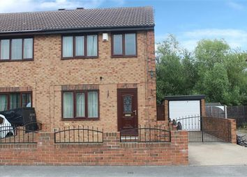Thumbnail 3 bed semi-detached house for sale in Fieldside Road, Kinsley, Pontefract