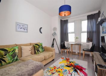 Thumbnail 3 bedroom flat for sale in Rectory Road, Manor Park, London