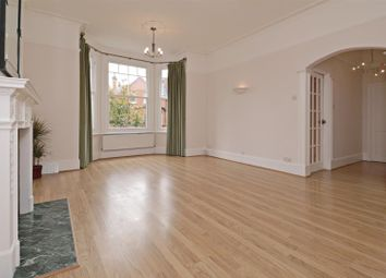 Thumbnail 3 bed flat to rent in Downside Crescent, London
