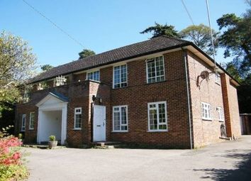 Thumbnail 2 bed maisonette to rent in Grayswood Road, Grayswood, Haslemere