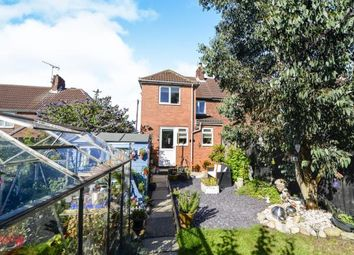 Thumbnail 3 bed semi-detached house for sale in Abbotts Road, Whitby, ., North Yorkshire