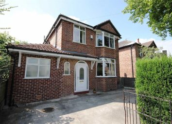 Thumbnail 4 bedroom detached house to rent in Rothiemay Road, Flixton, Urmston, Manchester