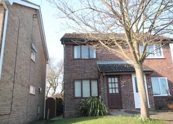 Thumbnail 2 bed semi-detached house to rent in Kingswood Avenue, Carlton Colville, Lowestoft, Suffolk