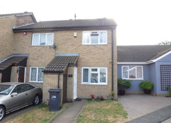 Thumbnail 2 bed end terrace house for sale in Repton Close, Luton