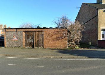 Thumbnail Land for sale in Morris Street, Peterborough, Cambridgeshire.