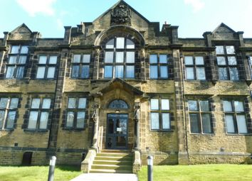 Thumbnail 2 bed flat to rent in Richardshaw Lane, Pudsey, Leeds