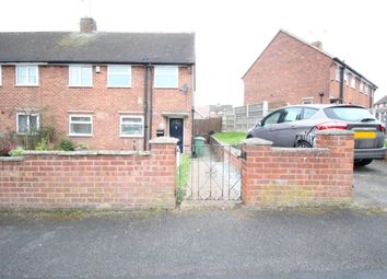 Thumbnail 3 bedroom semi-detached house for sale in Burns Road, Worksop