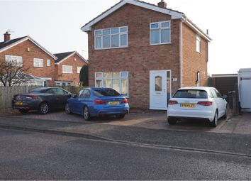 Thumbnail 3 bed detached house for sale in Polperro Way, Nottingham