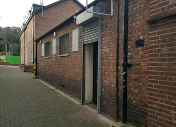 Thumbnail Retail premises for sale in Rear Of High Street, Holywell