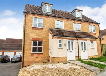 Thumbnail 3 bed semi-detached house to rent in Pavior Road, Nottingham