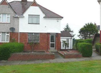 Thumbnail 2 bed semi-detached house to rent in Bonnyton Road, Kilmarnock