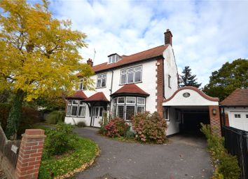 Thumbnail 6 bed detached house for sale in Cassiobury Park Avenue, Watford