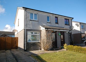 Thumbnail 2 bed semi-detached house to rent in Oak Drive, Portlethen, Aberdeenshire