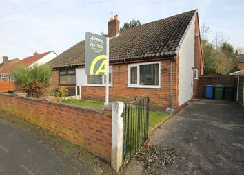 Thumbnail 2 bed semi-detached bungalow for sale in Delery Drive, Padgate, Warrington