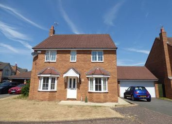 Thumbnail 4 bed detached house for sale in Franklins Gardens, Binley, Coventry, West Midlands