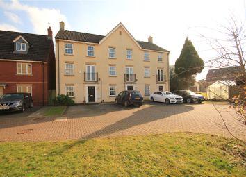 Thumbnail 4 bedroom property for sale in Britannia Close, Winterbourne, Bristol
