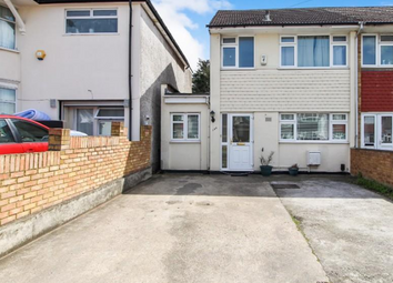 Thumbnail 4 bed end terrace house for sale in Preston Hill, Harrow