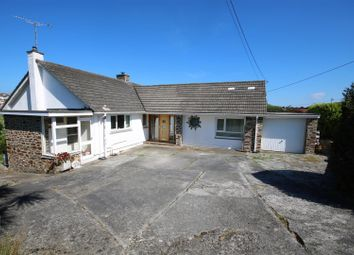 Thumbnail 3 bedroom detached bungalow for sale in Treforda Road, Newquay