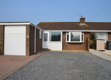 Thumbnail 2 bed semi-detached bungalow for sale in Copythorne Road, Brixham