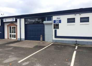 Thumbnail Light industrial to let in Unit 20 Lake Enterprise Park, Dinsdale Road, Bromborough, Wirral