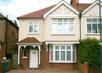 Thumbnail 4 bed semi-detached house to rent in Radnor Avenue, Harrow-On-The-Hill, Harrow