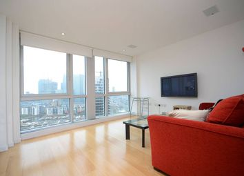 Thumbnail Studio to rent in New Providence Wharf, London