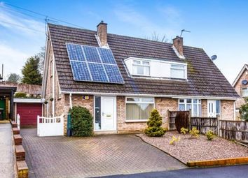 Thumbnail 3 bed semi-detached house for sale in Mackenzie Crescent, Burncross, Sheffield, South Yorkshire