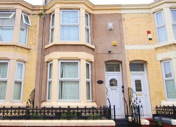 Thumbnail 2 bedroom terraced house for sale in Leopold Road, Kensington, Liverpool