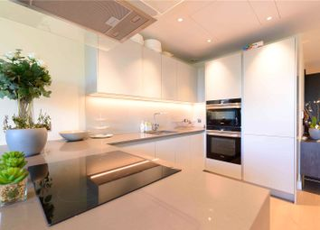 Thumbnail 2 bed flat for sale in Altissima House, Chelsea Vista, Queenstown Road, London