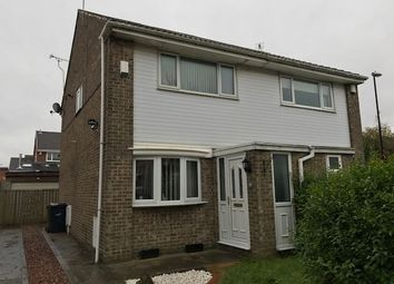 Thumbnail 2 bed semi-detached house for sale in Chipchase, Washington