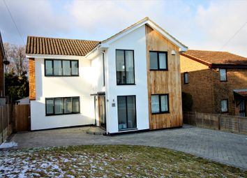 Thumbnail 4 bed detached house for sale in Aston Way, Epsom