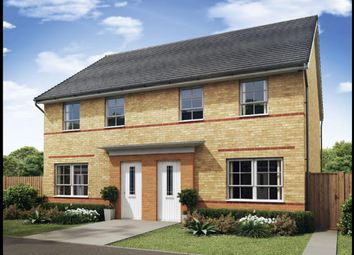 "Thumbnail 3 bed semi-detached house for sale in ""Maidstone"" at Birmingham Road, Bromsgrove"