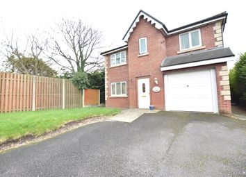 Thumbnail 4 bed detached house for sale in Carleton Avenue, Blackpool, Lancashire