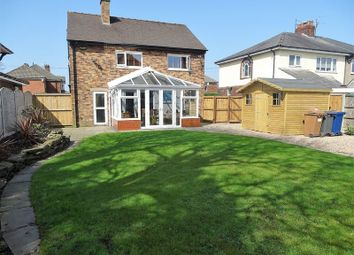 Thumbnail 4 bed detached house for sale in Manor Avenue, Penwortham, Preston