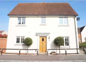 Thumbnail 3 bedroom semi-detached house for sale in Harrier Way, Stowmarket