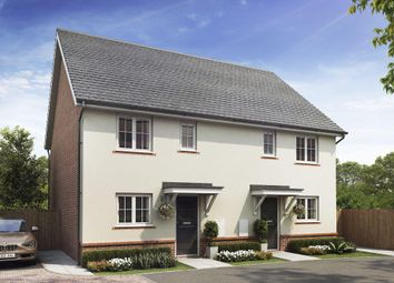 """Thumbnail 3 bedroom semi-detached house for sale in """"Barwick"""" at Taylor Close, Harrietsham, Maidstone"""