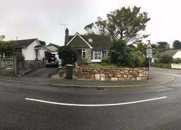 Thumbnail 4 bed detached bungalow for sale in Church Close, Lelant, St. Ives