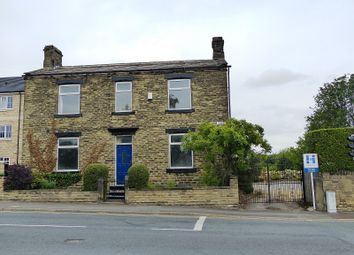 Thumbnail 3 bed detached house for sale in Lumb Lane, Roberttown, Liversedge, West Yorkshire.