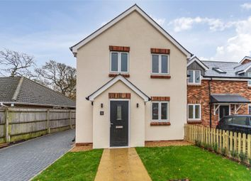 Lower Common Drive, Pennington, Lymington, Hampshire SO41. 3 bed semi-detached house for sale