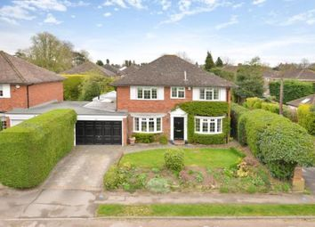 Thumbnail 4 bed detached house for sale in St. Georges Road, Bickley
