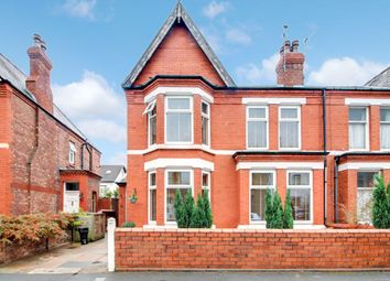 Thumbnail 4 bed semi-detached house for sale in Regent Road, Crosby, Liverpool