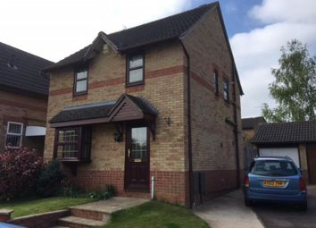 Thumbnail 3 bed detached house to rent in Beaune Close, Northampton