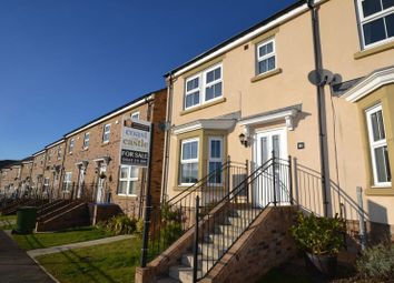 Thumbnail 3 bed end terrace house for sale in Whitton View, Rothbury, Morpeth