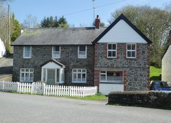 Thumbnail 5 bed detached house for sale in Pennant, Llanon