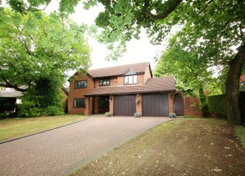 Thumbnail 4 bed detached house for sale in Ribble Drive, Biddulph, Stoke-On-Trent