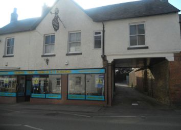 Thumbnail 1 bed flat to rent in High Street, Rothwell, Kettering