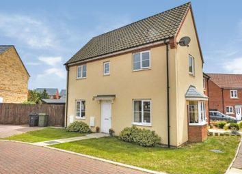 Thumbnail 3 bed semi-detached house for sale in Peabody Road, Norwich