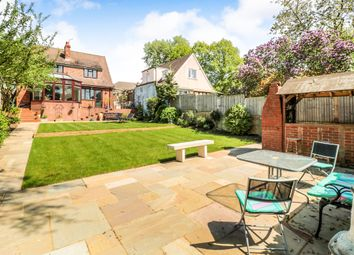 Thumbnail 4 bed detached house for sale in Maplecroft Lane, Nazeing, Waltham Abbey