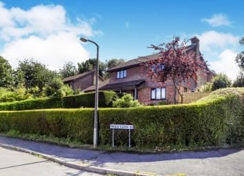 Thumbnail 3 bed detached house for sale in Pages Close, Heathfield