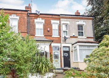 Thumbnail 3 bed terraced house for sale in Somerset Road, Erdington, Birmingham, West Midlands